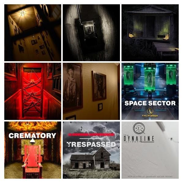 Escape Rooms Sacramento Area